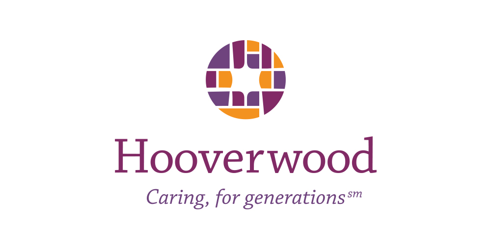 Hooverwood Logo and Tagline